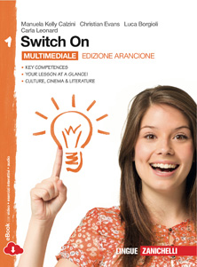 Kelly Calzini, Evans, Borgioli, Leonard - Switch On - Edizione arancione