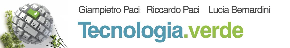 libro0 Paci, Paci, Bernardini, Tecnologia.verde 4.0