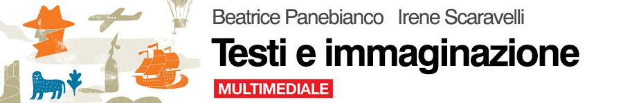 libro0 B. Panebianco, I. Scaravelli, Testi e immaginazione