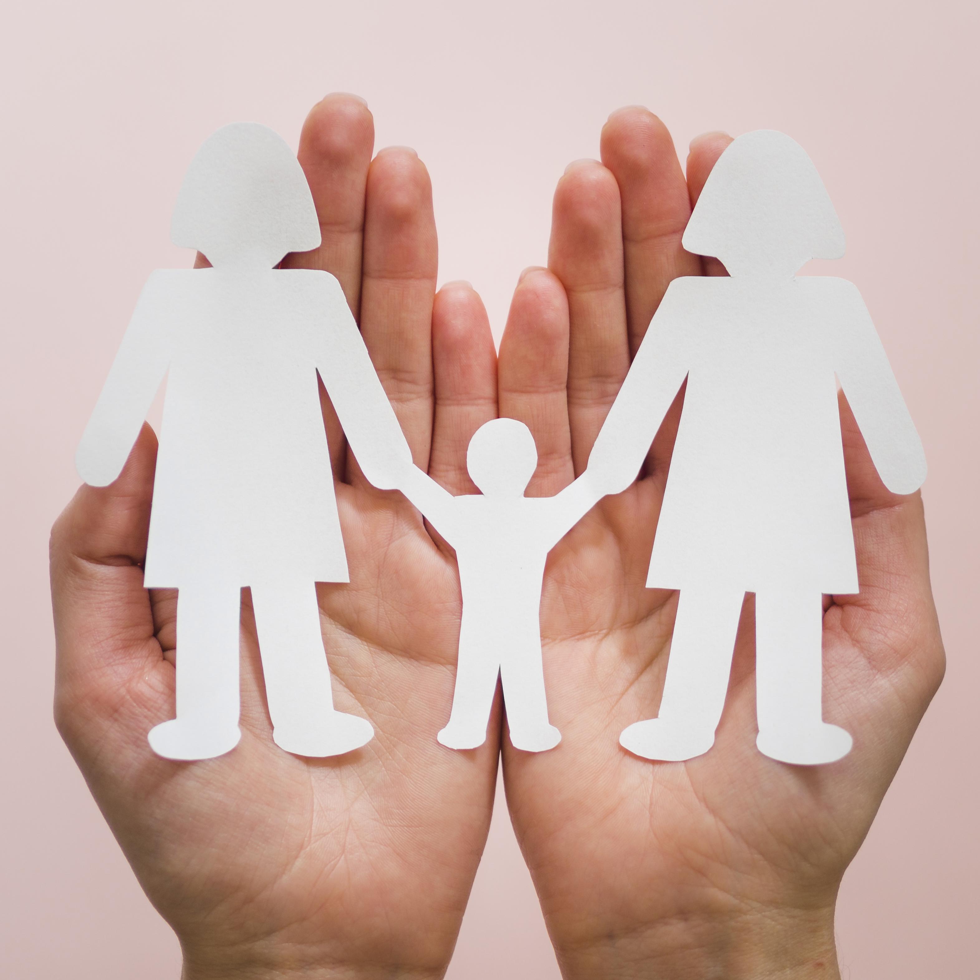 La Madre Non Biologica Unita Civilmente Con La Madre