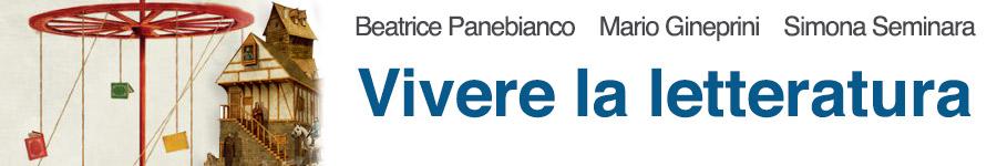 libro0 Beatrice Panebianco   Mario Gineprini   Simona Seminara, Vivere la letteratura